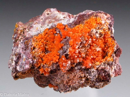 Mimetite from Ironwood mine, Pima Co., Arizona, United States - AH51723
