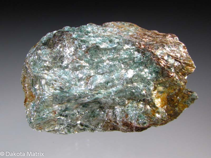 Green Muscovite Mica : Muscovite mineral information and data