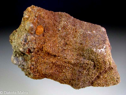 Navajoite from Monument #2 mine, Apache Co., Arizona, United States - AH52070