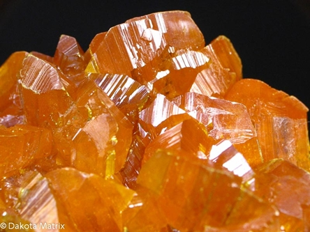 Orpiment from Twin Creeks mine, Humboldt Co., Nevada, United States - 19052