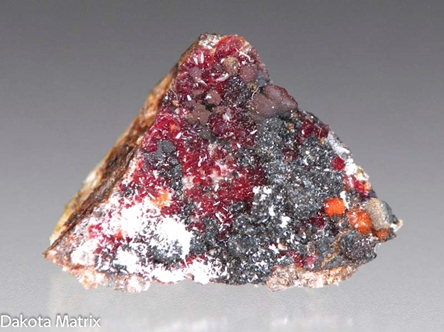 Parafransoletite from Tip Top mine, Custer Co., South Dakota, United States - BN47525