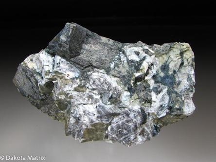Gabbro Pegmatite Mineral Specimen For Sale