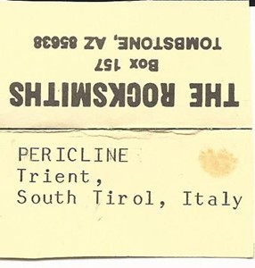 Albite from South Tyrol, Trentino, Italy - PD46624