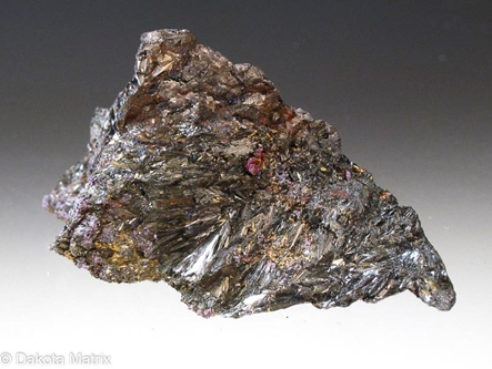 Phosphosiderite from Fletcher mine, Groton, Grafton Co., New Hampshire, United States - BN55079