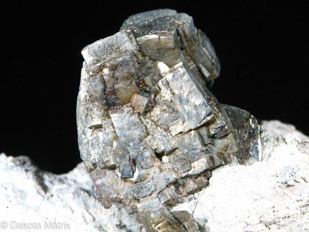 Pyrite from Union Carbide mine, Wilson Springs, Garland Co., Arkansas, United States - DO45525