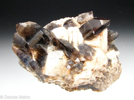 Quartz from Rader Creek, Jefferson Co., Montana, United States - 48016
