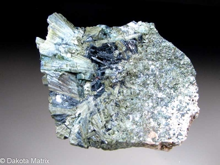Rossmanite from Dorothy Pit, Whitemoor, St Austell District, Cornwall, England - PD45069