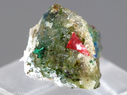 Sabelliite from Is Murvonis mine, Domusnovas, Carbonia-Iglesias, Sardinia, Italy - 50433