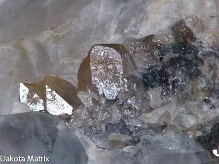 SCHEELITE from Carrock mine, Caldbeck Fells, Cumbria, England - PD32142