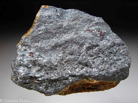 Semseyite from Knipe mine, New Cumnock, East Ayrshire, Scotland - 50298