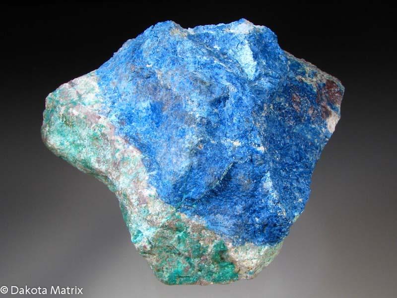 Shattuckite Mineral Specimen For Sale