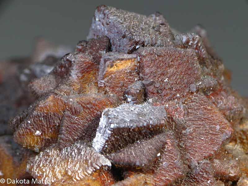 Siderite Mineral Specimen For Sale