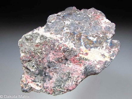 Skutterudite from Lawson mine, Coleman Twp., Cobalt-Gowganda, Ontario, Canada - DP50161