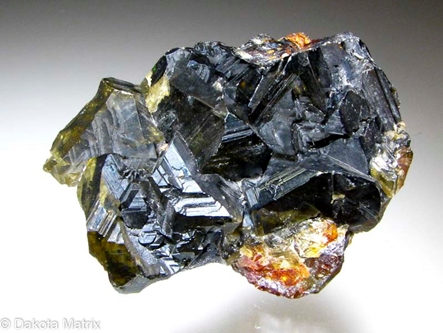 Sphalerite from Summit Co., Colorado, United States - AH53380