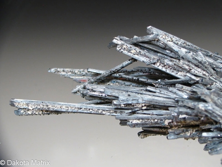 Stibnite from Baia Sprie, Maramures Co., Romania - RW49920