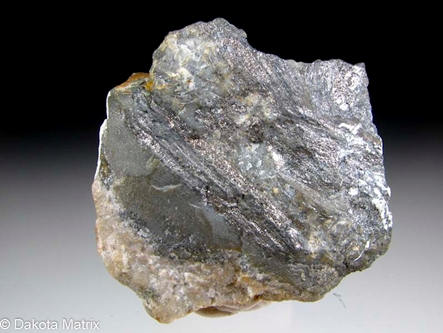 Tellurium from Poorman mine, Boulder Co., Colorado, United States - AH51453