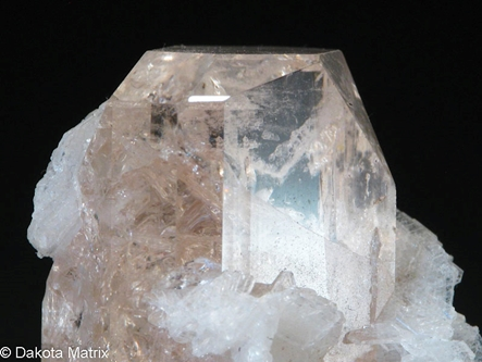 Topaz from Yuno, Shigar Valley, Baltistan, Northern Areas, Pakistan - 50642