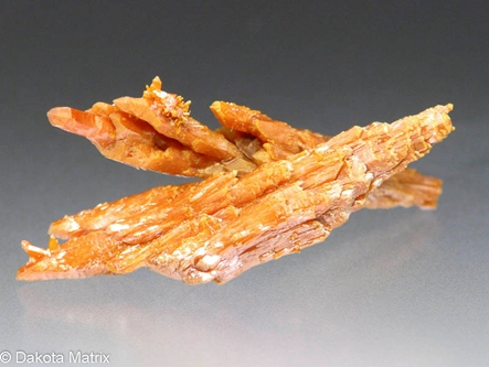 Vanadinite from Western Union mine, Mohave Co., Arizona, United States - AH53552