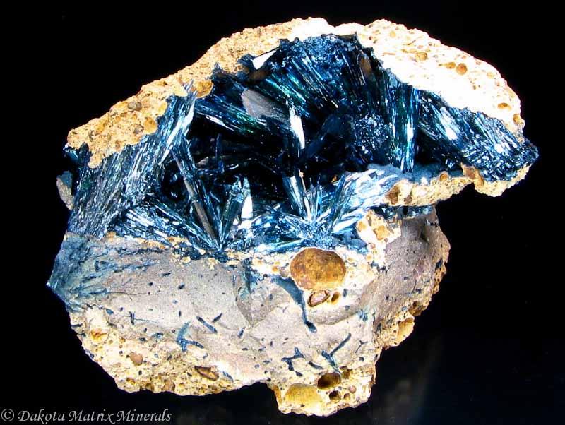 Vivianite Vivianite Mineral Spec...