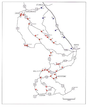 Black Hills Geology Guidebook