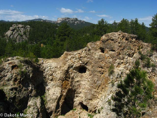 Pegmatites of the Black Hills, South Dakota